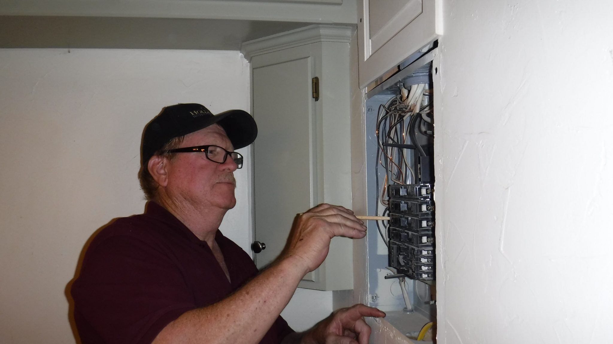 Electrical System Inspection by Holderman Inspection Services