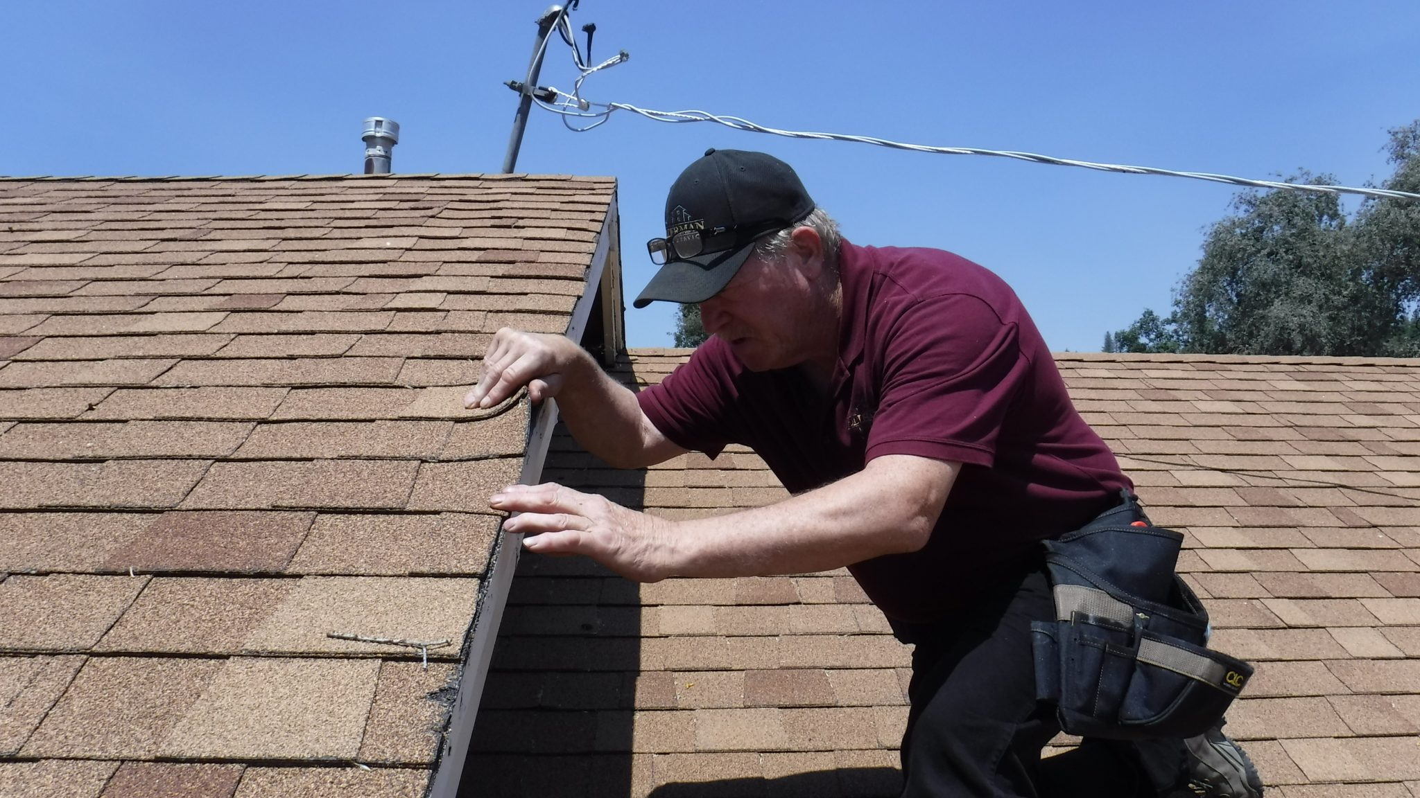 Roof Inspection by Holderman Inspection Services